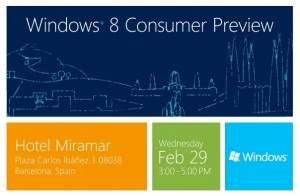 Windows 8 consumer preview is now available for download