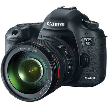 Canon announced EOS 5D Mark III