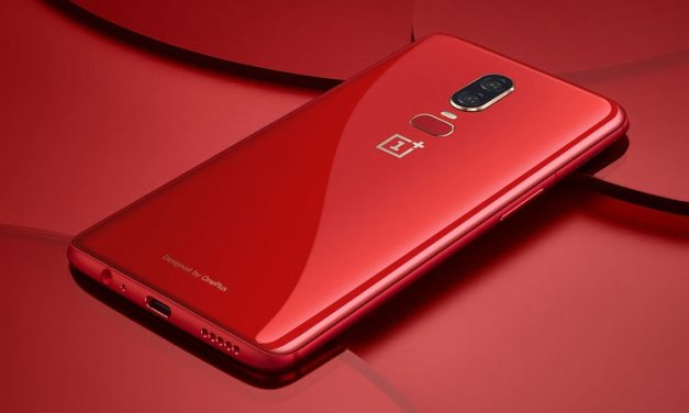 Red version of OnePlus 6 will be released on July 10