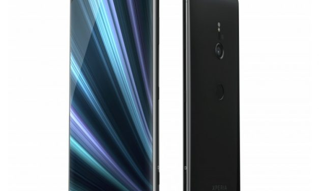 Smartphone Sony Xperia XZ3 received a display OLED QHD + HDR size 6 inches